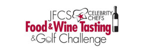 SAVE THE DATE<br> JFCS CELEBRITY CHEFS FOOD & WINE TASTING AND GOLF CHALLENGE