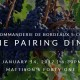 5-Course The Commanderie de Bordeaux Wine Pairing Dinner