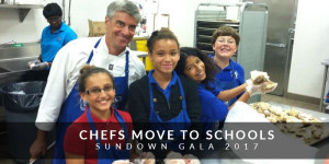 CHEFS MOVE TO SCHOOLS SUNDOWN GALA 2017 @ McIntosh Middle School | Sarasota | Florida | United States