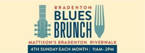 Doug Deming & The Jewel Tones Bradenton Blues Brunch @ City Grille Bradenton Riverwalk
