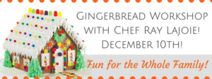 Hands On Gingerbread House Decorating Workshop @ St. Martha's School Auditorium | Sarasota | Florida | United States