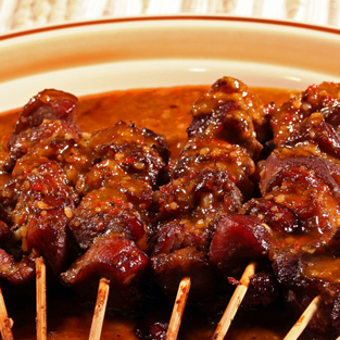 ... beef satay with spicy beef satay with spicy peanut beef satay habanero