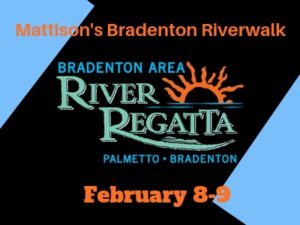 Bradenton River Regatta - Meet the Drivers Party @ City Grille Bradenton Riverwalk